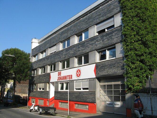 Gebäude Regionalgeschäftsstelle Wuppertal