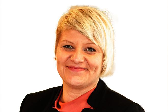 Einrichtungsleiterin Anne Herröder