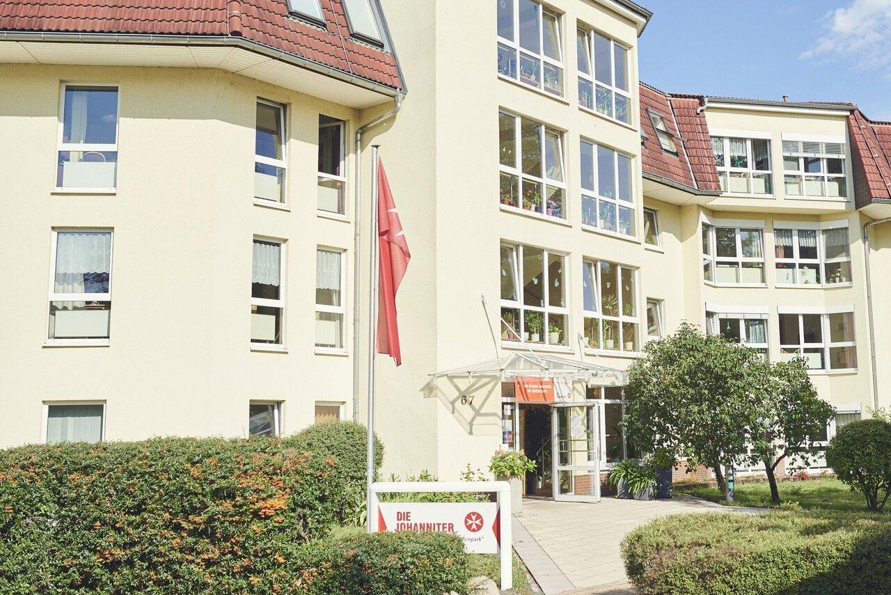 """Johanniterhaus """"Am Mariannenpark"""" Leipzig"""