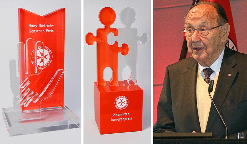 Auszeichnung des Hans-Dietrich-Genscher-Preis verschoben