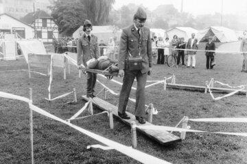 Bundeswettkampf im Jahr 1969.
