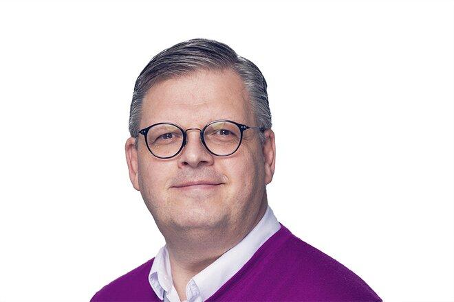 Tim Geikowski, Einrichtungsleiter Johanniter-Stift Hannover-Ricklingen