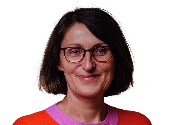 Einrichtungsleiterin Elisabeth Amon
