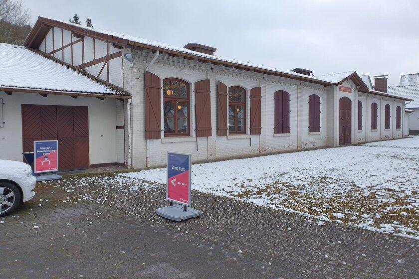 Corona-Schnelltestzentrum Lügde – Johanniter Lippe-Höxter