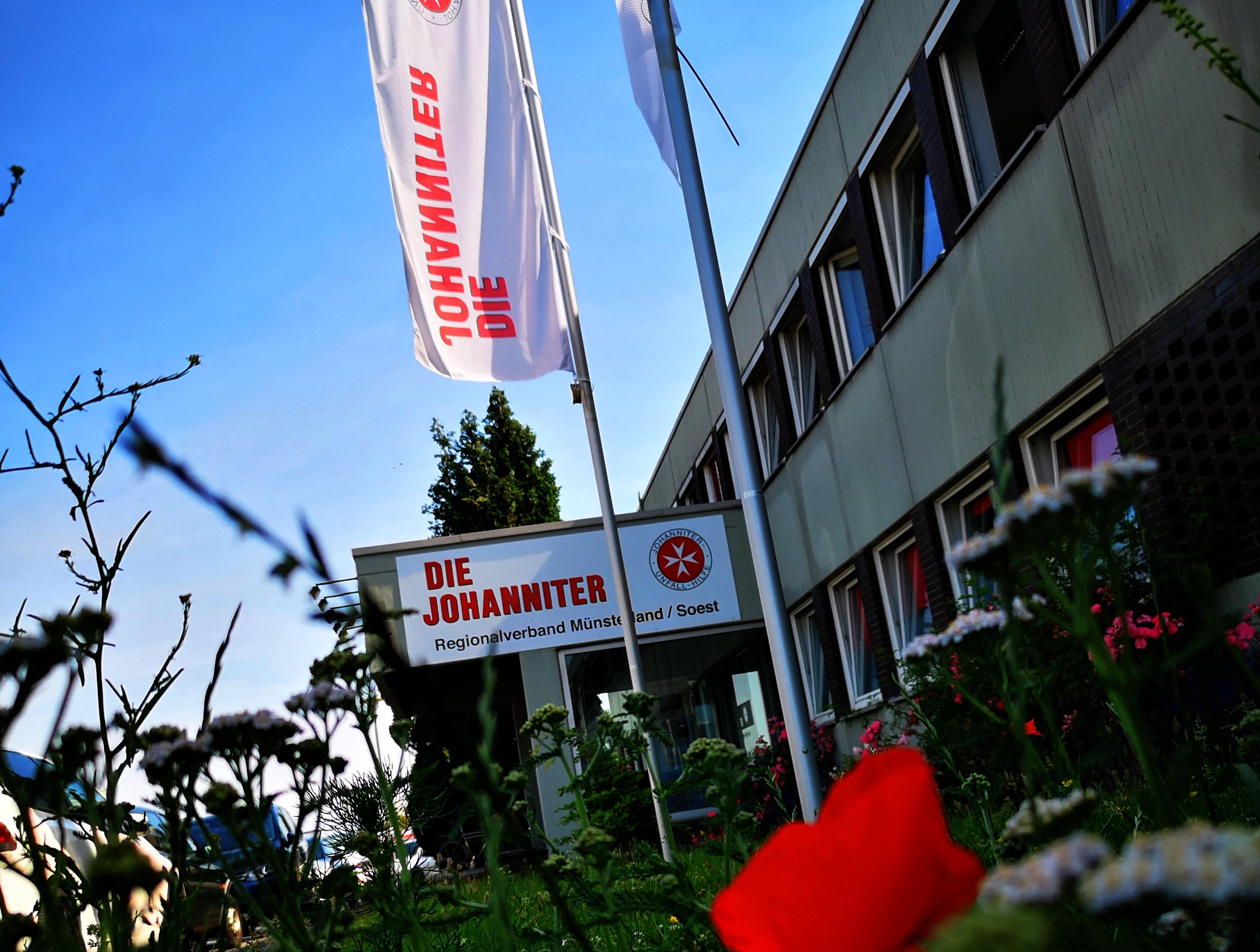 Regionalgeschäftsstelle und Sozialstation in Münster