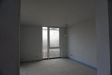 Ein Zimmer im Bau