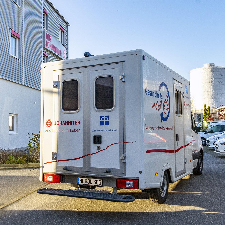 Gesundheitsmobil Lübeck