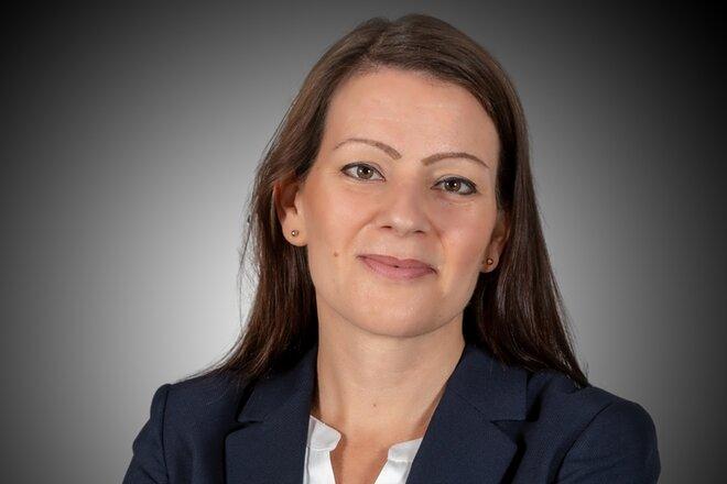Porträtfoto von Stefanie Ueßeler