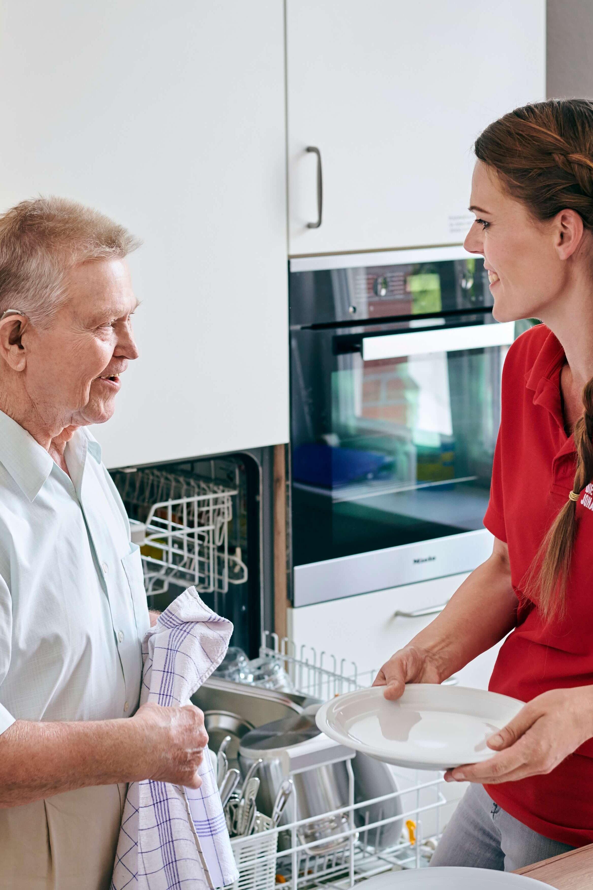 Bei der Pflegeeinstufung ist vor allem der Grad der Selbstständigkeit entscheidend.