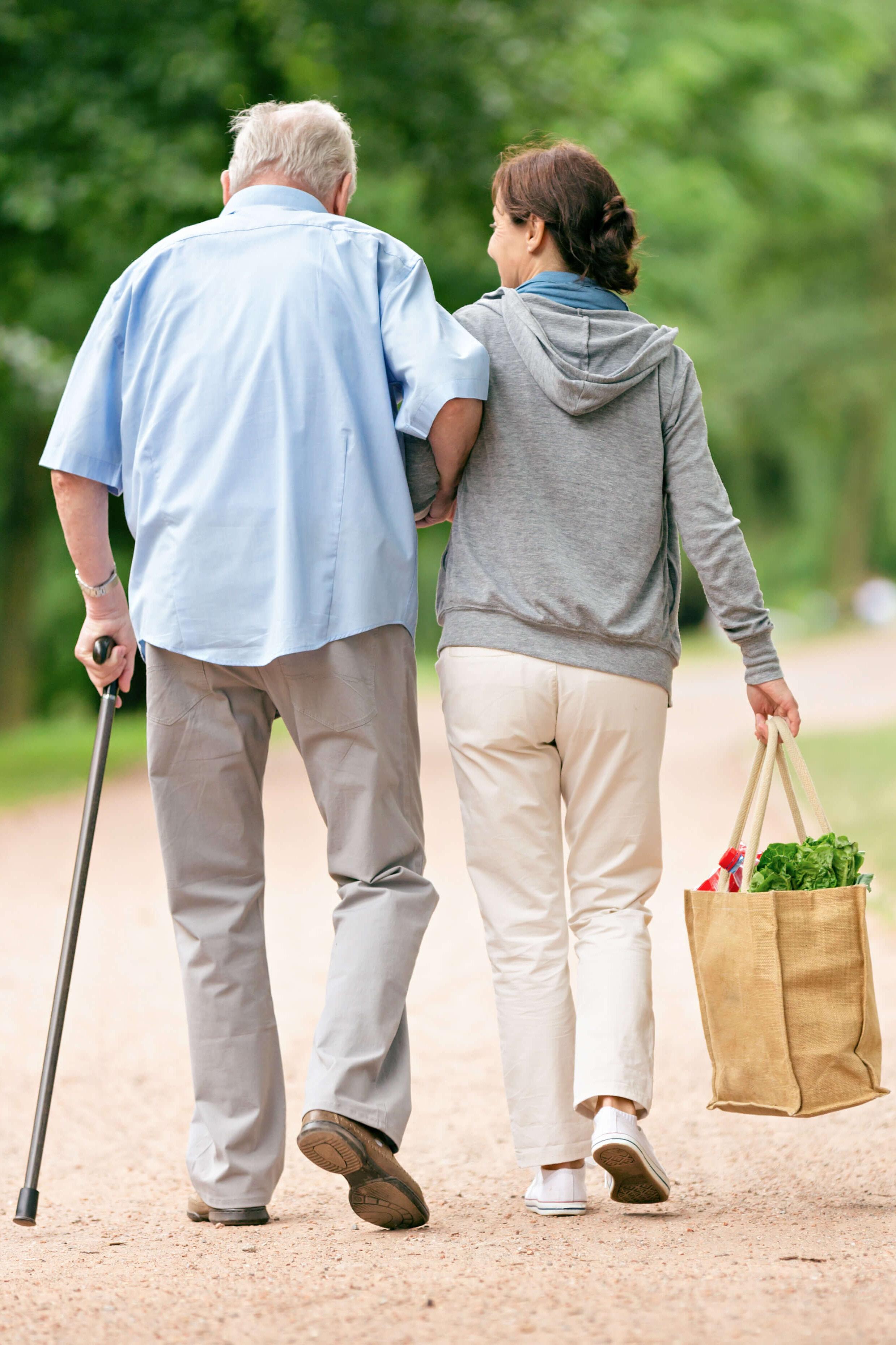 Der Besuchsdienst der Johanniter bereichert das Leben alter, kranker und hilfsbedürftiger Menschen.