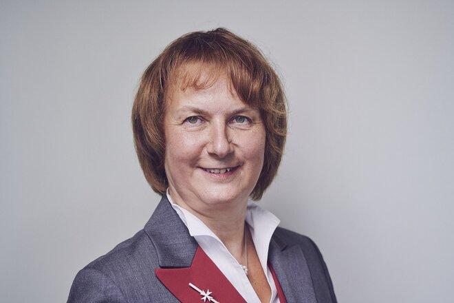 Einrichtungsleiterin Gabriele Roettger
