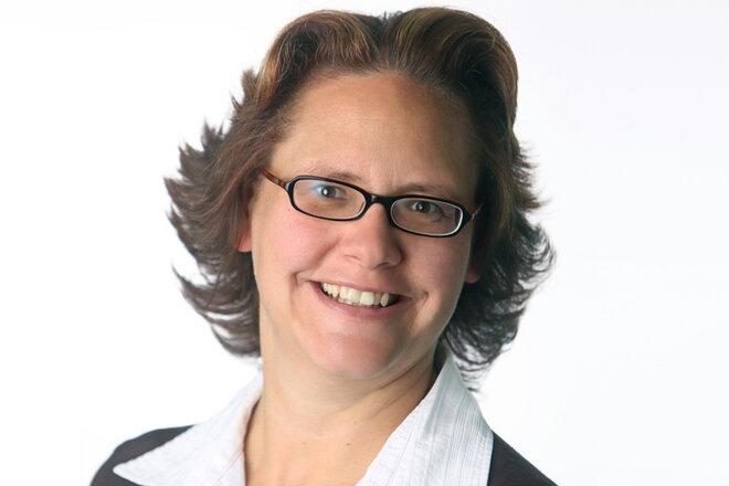 Einrichtungsleiterin Astrid Hadick