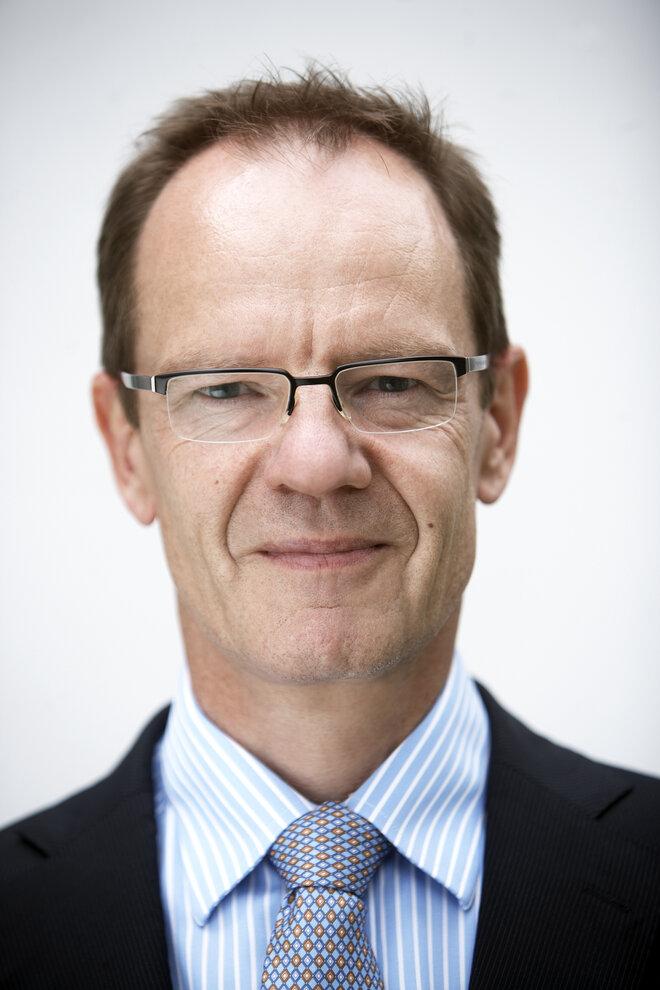 Einrichtungsleiter Stephan Bergner