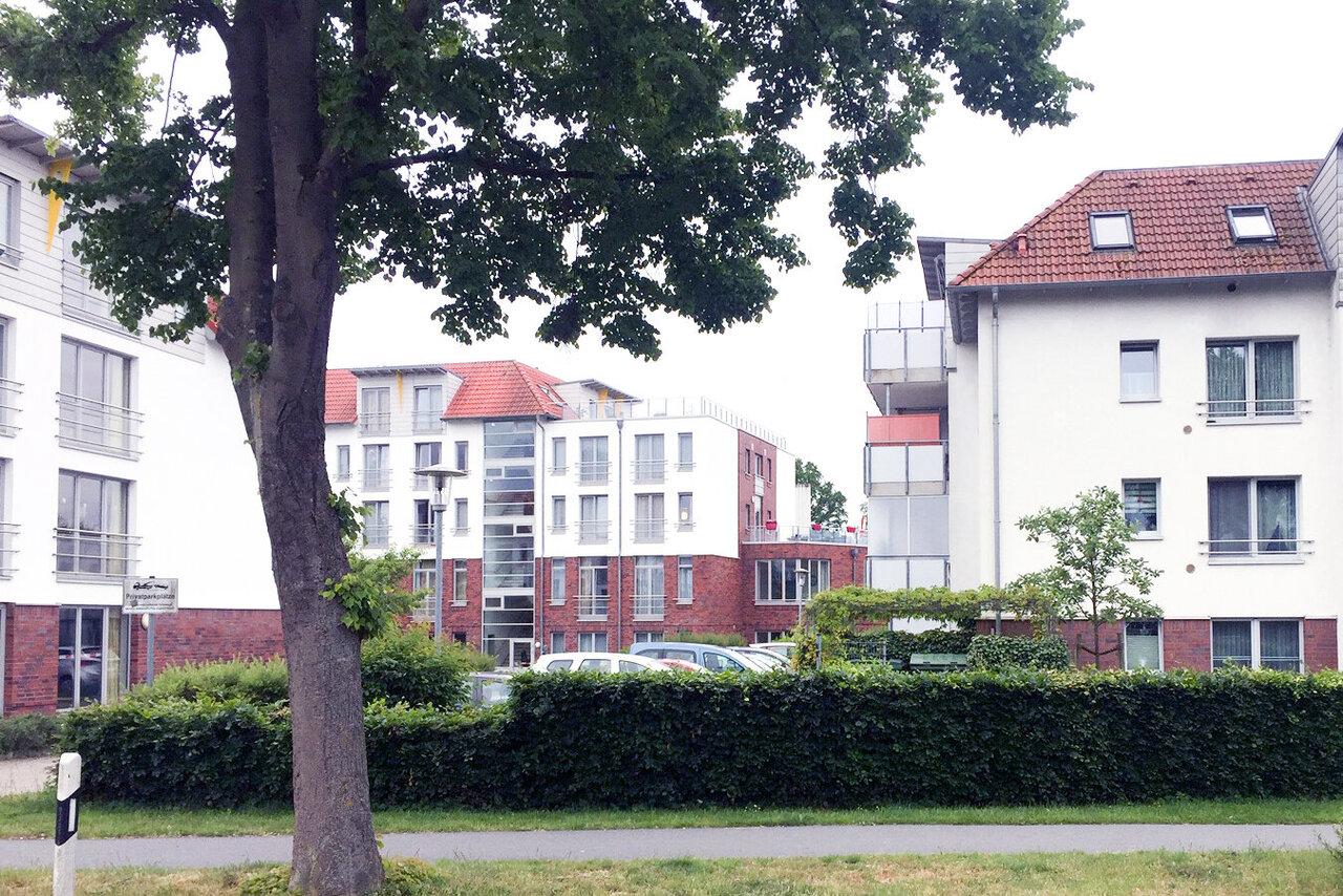 Die stationäre Einrichtung der Johanniter in Mönkeberg