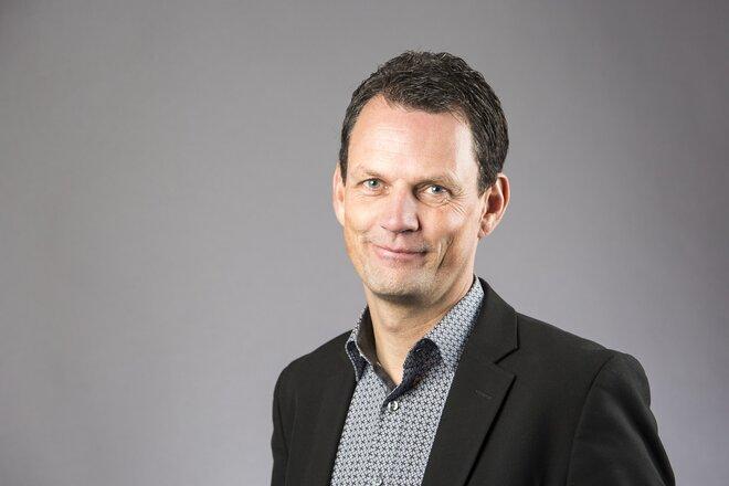 Einrichtungsleiter Hans-Jürgen Mössner