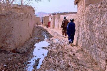 Fast allen informellen Camps fehlt es an Infrastruktur und Basisversorgung.