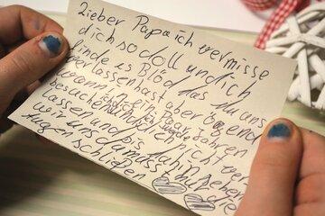 Brief an Vater