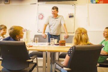 Die Johanniter-Jugend des Regionalverbands Dresden stellt den Schulsanitätsdienst an mehreren Schulen.