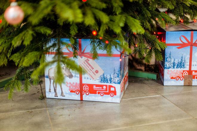 Päckchen für den Johanniter-Weihnachtstrucker 2020 können in diesem Jahr auch virtuell gepackt werden.