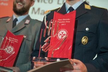 Feierliche Verleihung des Hans-Dietrich-Genscher Preis 2017