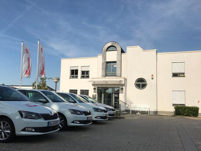 Johanniter Geschäftsstelle Sankt Augustin
