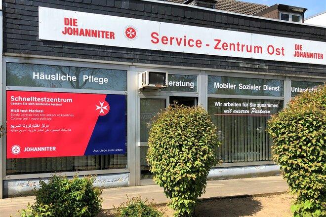 Testzentrum Köln Ostheim