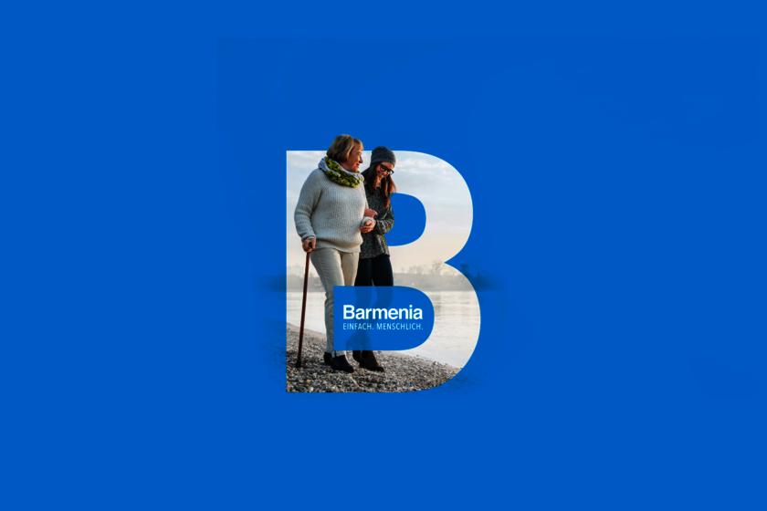 Die Pflegeversicherung ist eine Kooperation der Johanniter-Unfall-Hilfe und der Barmenia.