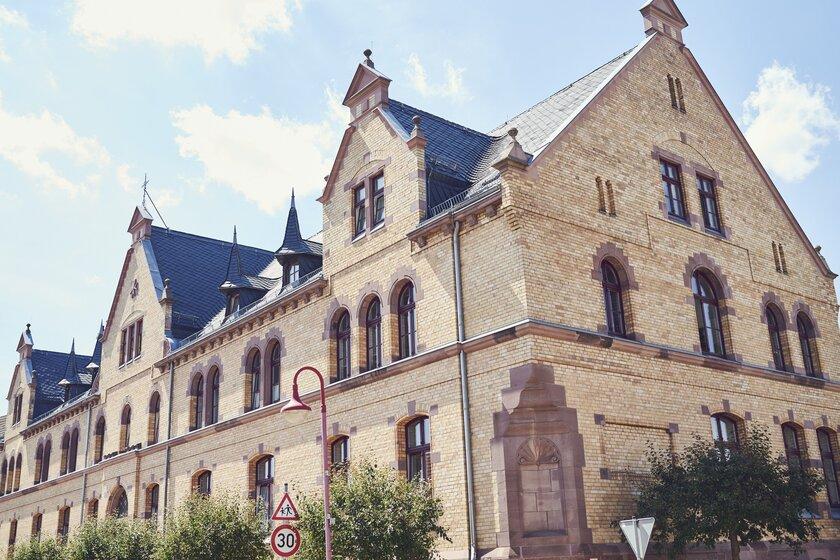 Das Johanniter-Ordenshaus